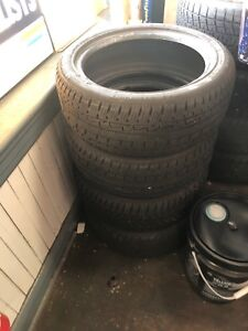 Winter tires 205/50R17