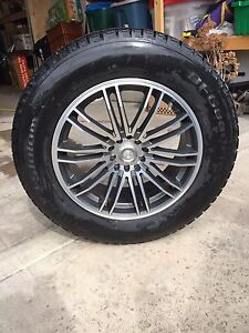 4 Winter Tires Excellent Condition