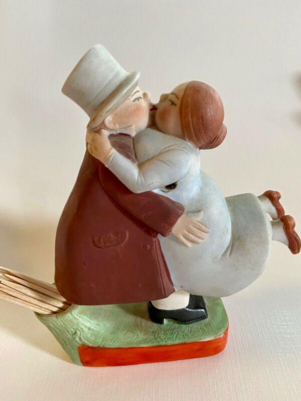 Fun Vintage Schafer & Vater Porcelain Swinger Nodder