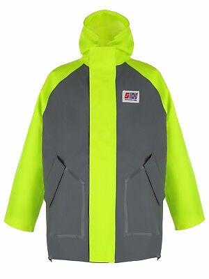 - Stormline Fishing Oilskin Jacket - Milford 249
