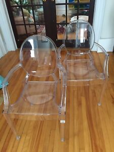 Clear/Transparent Chairs