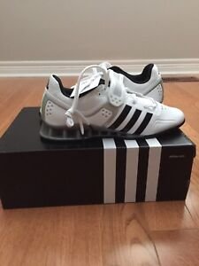 Adidas Adipower weight lift shoes