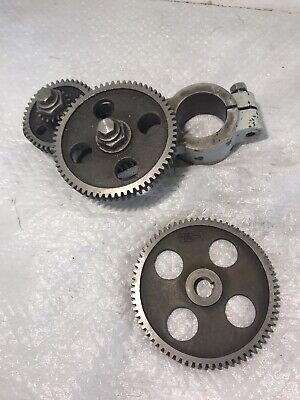 Sheldon Metal Lathe 11 Banjo Housing And Gears