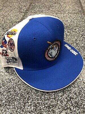 low priced b921f 7c032 Size 8 NWT NEGRO LEAGUE BASEBALL MUSEUM ALL TEAM LOGOS FITTED MENS CAP HAT  NEW