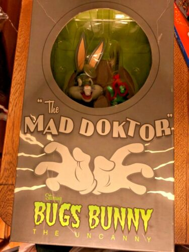 Bugs Bunny The Mad Doktor Doctor by Romanelli Limited Edition Super Rare NIP