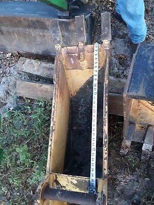 New 12 Caterpillar 305ccr Excavator Bucket