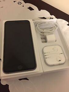 Brand new iPhone 6 Plus with accessory