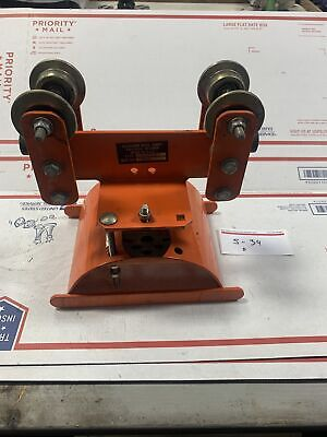 Gleason Reel I Beam Trolley I110 Intr Trly Bean Crane New