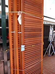 CEDAR LOUVRE DOORS Sunbury Hume Area Preview