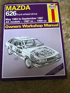 Mazda workshop manual books gumtree australia free local classifieds fandeluxe Choice Image