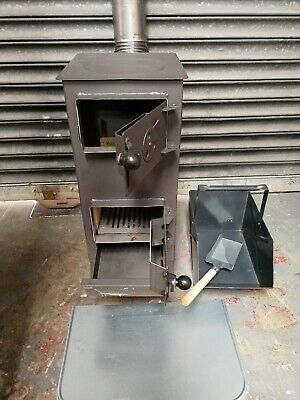 Woodburner, woodburning stove, fireplace, workshop heater ,garage ,open fire