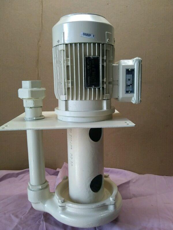 Coolant Pump Knoll Lafert 480v Excellent Condition