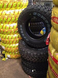 Cheap mud terrain and all terrain tyres melbourne Dandenong South Greater Dandenong Preview