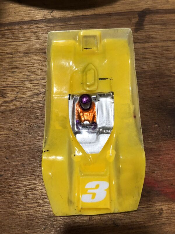 Retro Can Am Slot Car