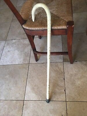 UNSTAINED  WALKING CANE - COMBAT - SELF DEFENSE - MARTIAL ARTS CANE