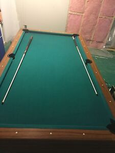 Pool table ping pong table billiard  2 in 1