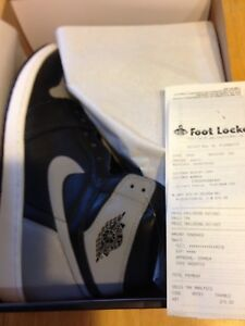 Jordan 1 shadows size13