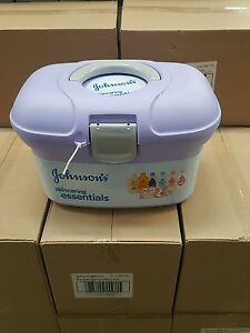 Johnson's Baby Skincare Essentials Box Free P&P UK Stock Trusted Seller & Brand