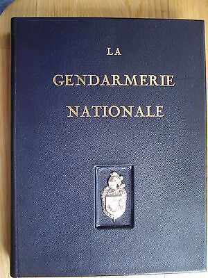 Besson Rosiere GENDARMERIE NATIONALE  Eug. Leliepvre Pierre Conrad J.P.Vougny