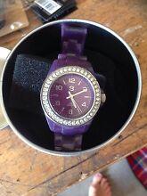 Womens purple watch South Hurstville Kogarah Area Preview