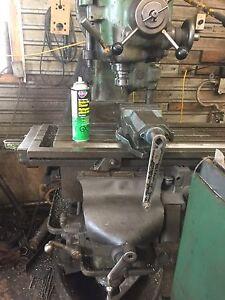 Arch dale milling machine