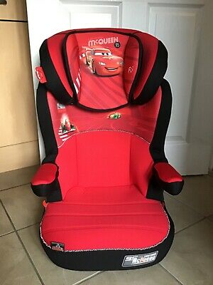 Disney Cars Car Seat Lightening McQueen Befix SP Group 2-3