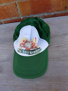 TED truckers cap