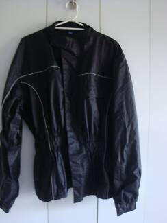 NEW with tag: Torque Adults Motorcycle Rain Jacket size Large