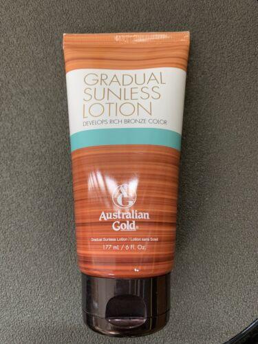 Australian Gold Gradual Sunless Tanning Lotion, Rich Bronze