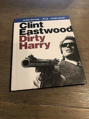 Dirty Harry Blu-Ray DigiBook