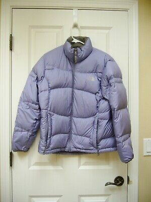 The North Face Womens Down Puffer Jacket Coat 550 Sz Large  EUC