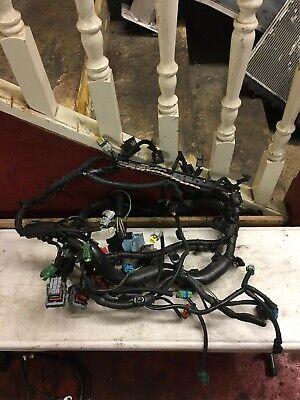 Citroen C4 Grand Picasso 2.0 HDI RHJ Engine Wiring Loom Harness 9662733780