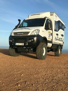 Iveco Daily 35c 4x4 Expeditions mobil