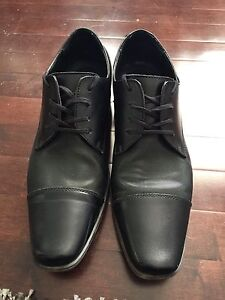 Calvin Klein men's derby Oxford shoes