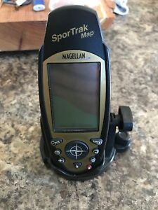 Magellan GPS SportTrak Map