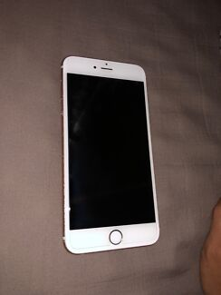 iPhone 6S Plus 64GB Rose Gold Colour
