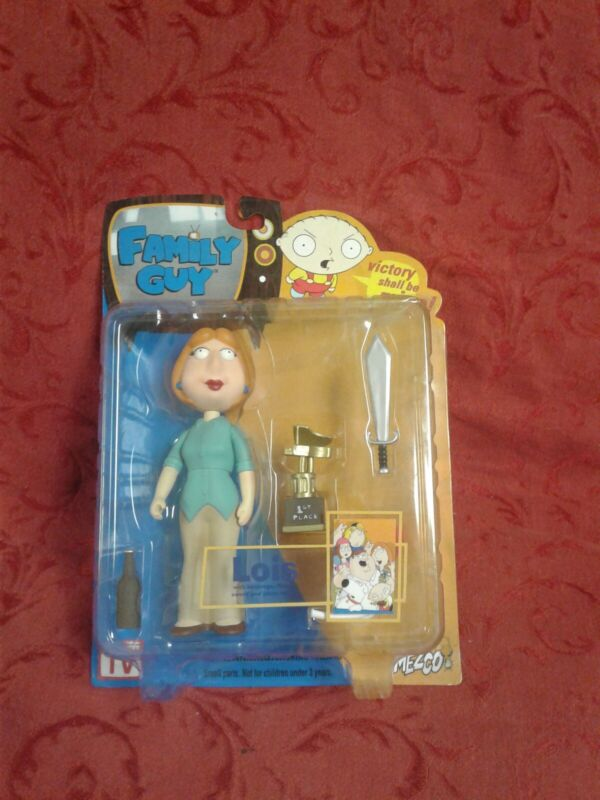 Lois Griffin 6 Inch Scale Figure Family Guy Mezco Toys R Us Exclusive