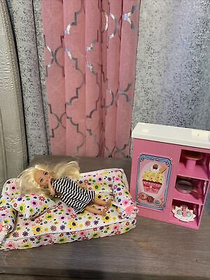 Barbie Living Room Furniture Set With Accessories