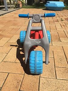 Tricycle, bouncer and walker Robina Gold Coast South Preview