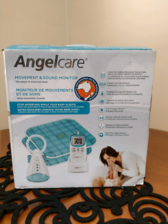 Angelcare dual baby monitor
