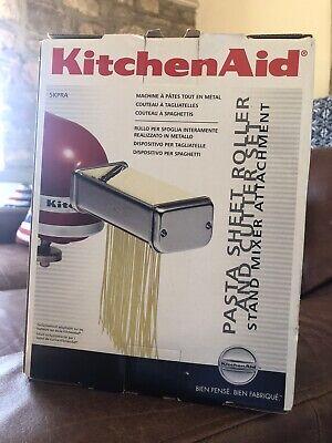 KitchenAid 3 Piece Pasta Roller And Cutter Set - Model No. 5KPRA
