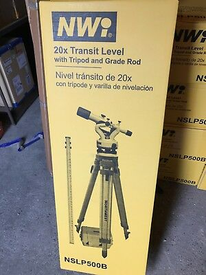 Northwest Instrument Transit Level Nslp500b Package