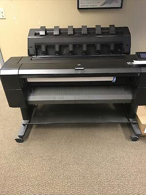 Hp Designjet T930 Blueprint 36 Large Format Color Printer Low Usage - Will Ship