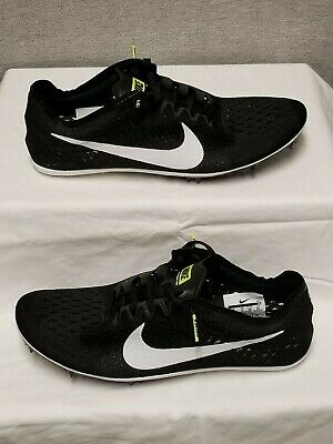 a9ac71a373de Nike Zoom Victory Elite 2 Size 7 Track Running Spikes   Tool Black  835998-017