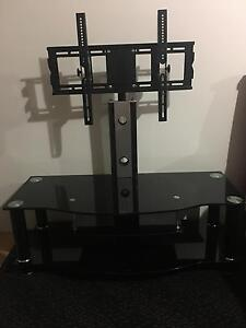 Large glass Tv stand for sale Burwood Burwood Area Preview