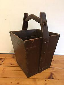 Chinese Rice Bucket (basket) Albert Park Port Phillip Preview