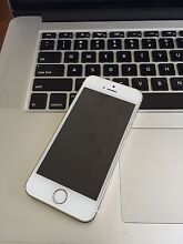 iPhone 5S Gold 32GB Unlocked ( SOLD ) Williamstown Hobsons Bay Area Preview