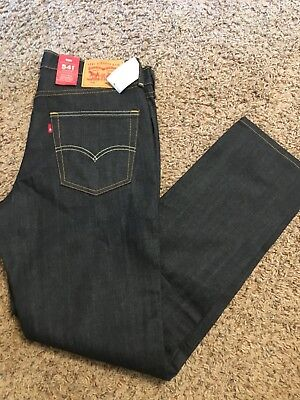 NWT Men's LEVI'S 541 Athletic Fit Straight Jeans 38X30 MSRP $69.50 #181810025