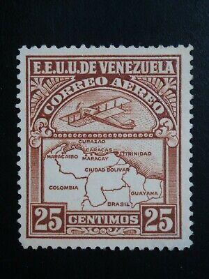 VENEZUELA  1 UNUSED NG STAMP SC # C123