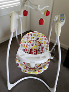 Graco Baby Swing- AC PLUG in and battery operated Canning Vale Canning Area Preview